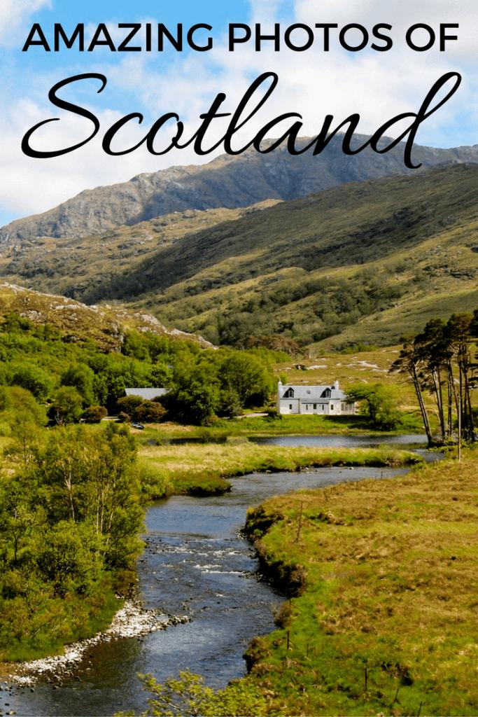 Inspiring Photos of Scotland