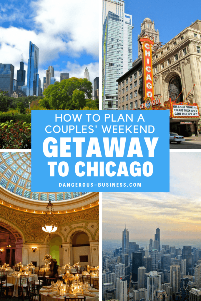 Things to do on a long weekend getaway in Chicago