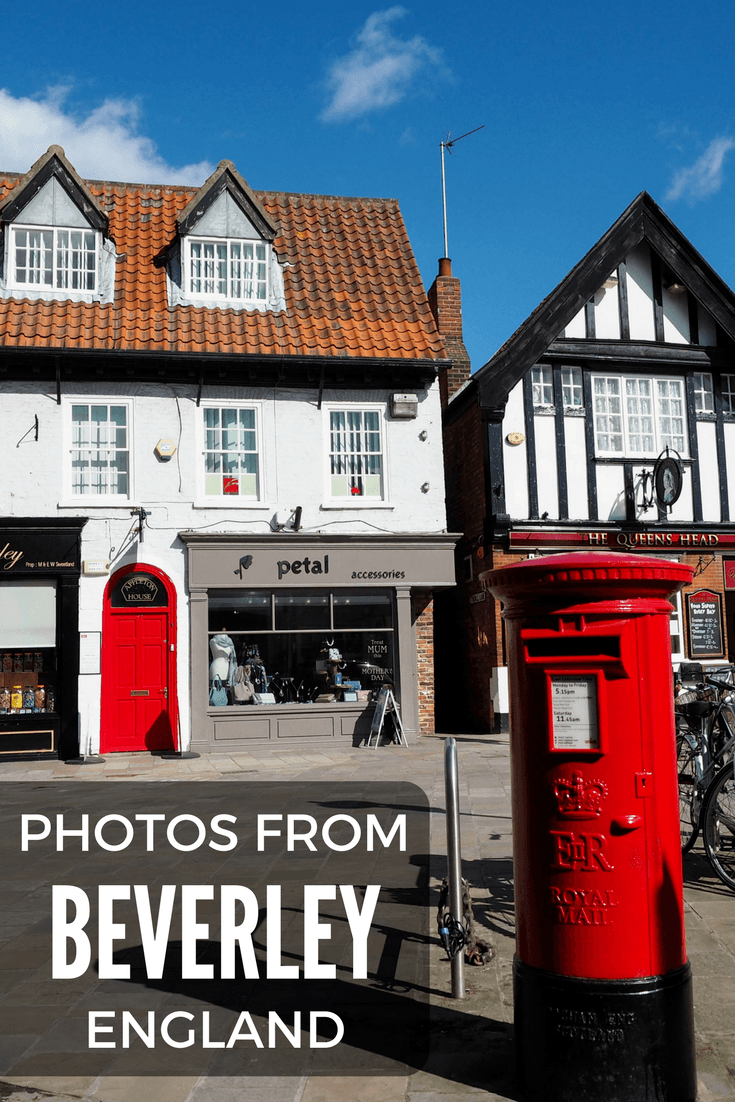 Photos from Beverley, England