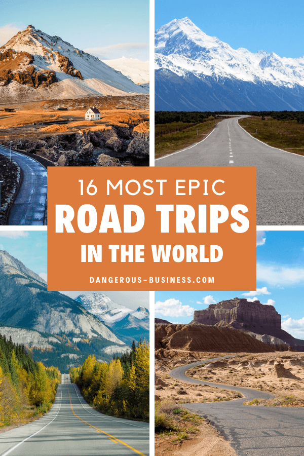 Most Epic Road Trips in the World