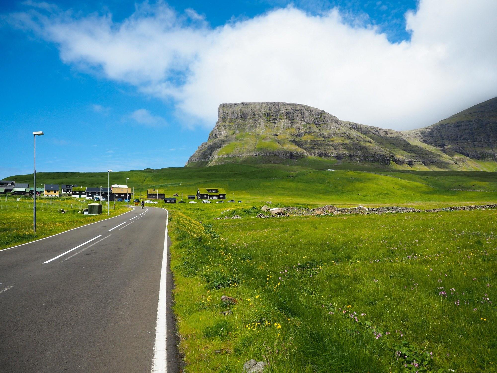 Faroe Islands road trip