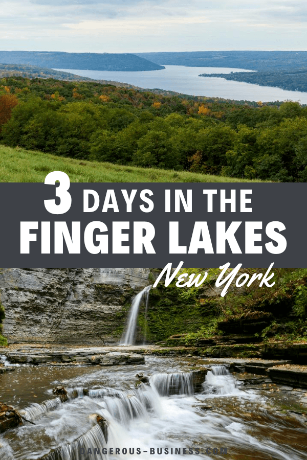 3 Days in the Finger Lakes