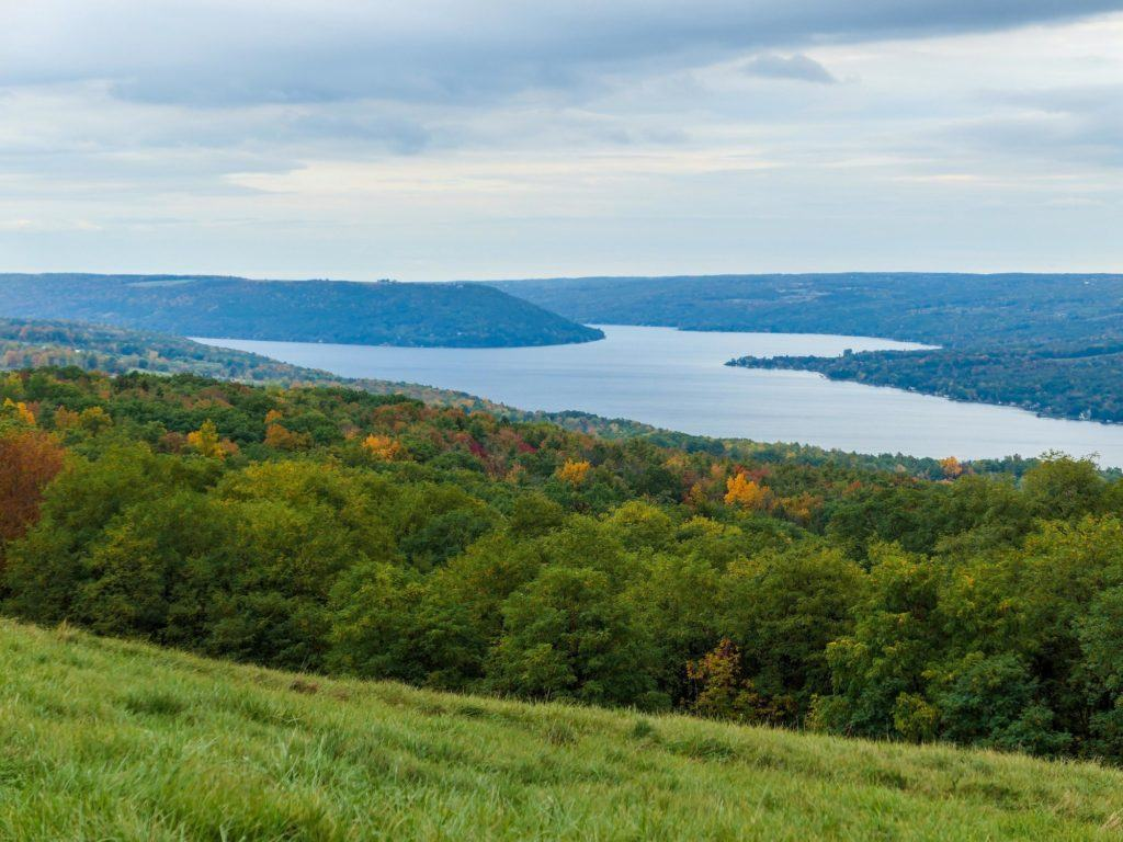 Finger Lakes, New York