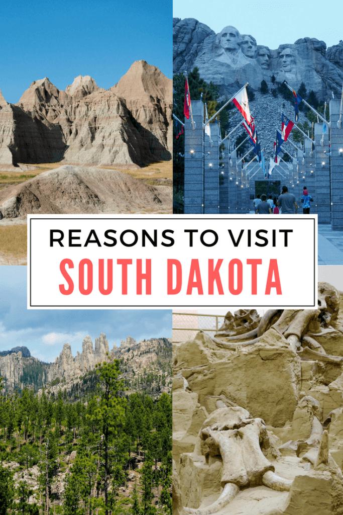 Reasons to visit South Dakota