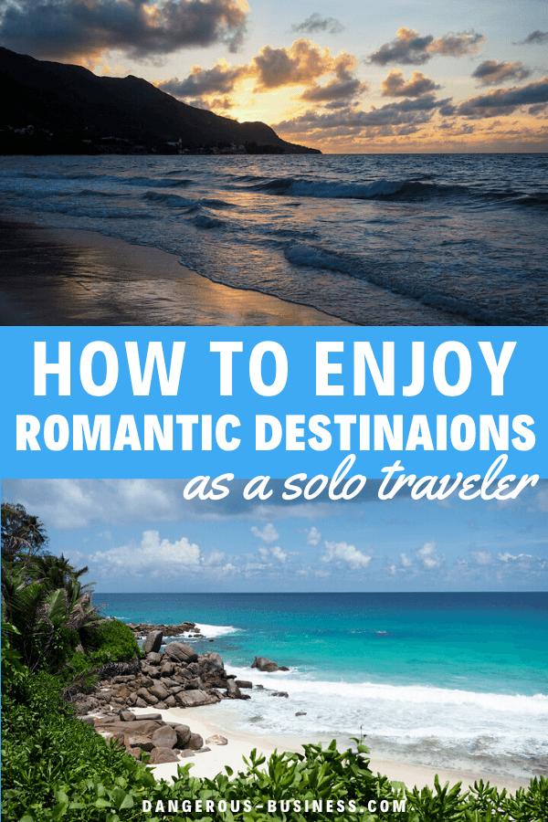 How to visit romantic places solo