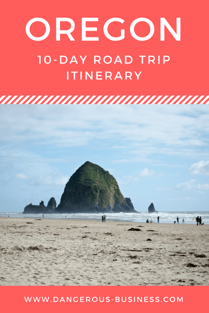 10-day Oregon road trip itinerary for summer