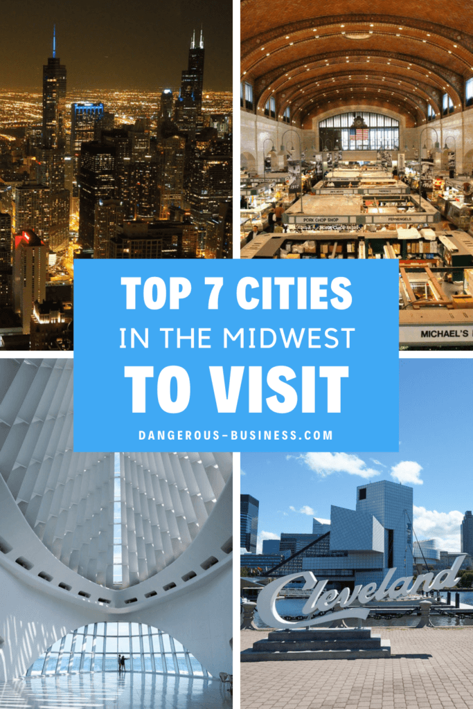 Top Midwest cities to visit