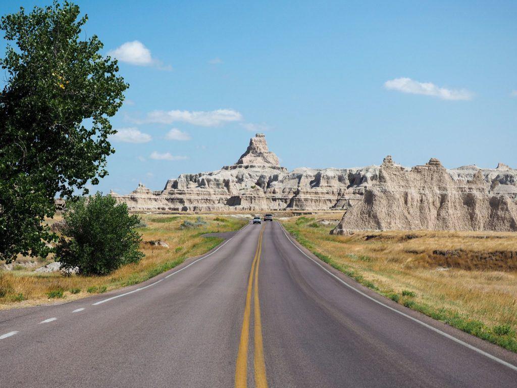 Road trip through South Dakota