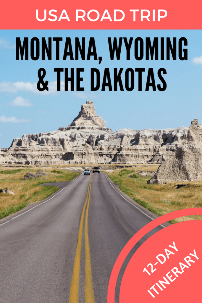 Road Trip Itinerary: 12 Days in Montana, Wyoming, and the Dakotas | Northern USA road trip