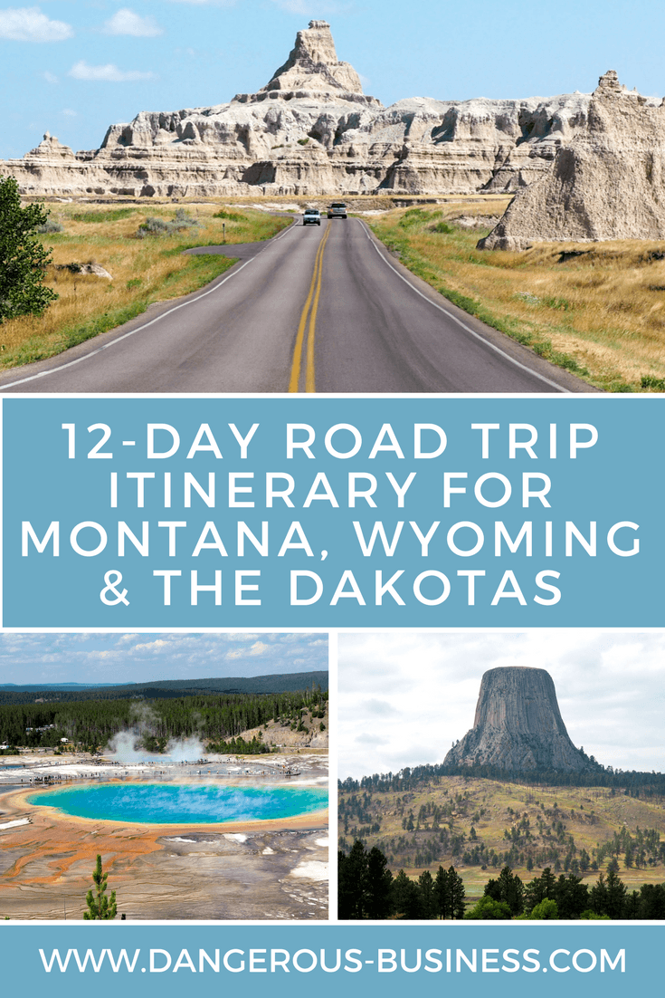 Road Trip Itinerary: 12 Days in Montana, Wyoming, and the Dakotas
