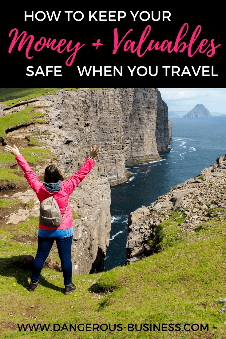 How to keep your money and valuables safe when you travel