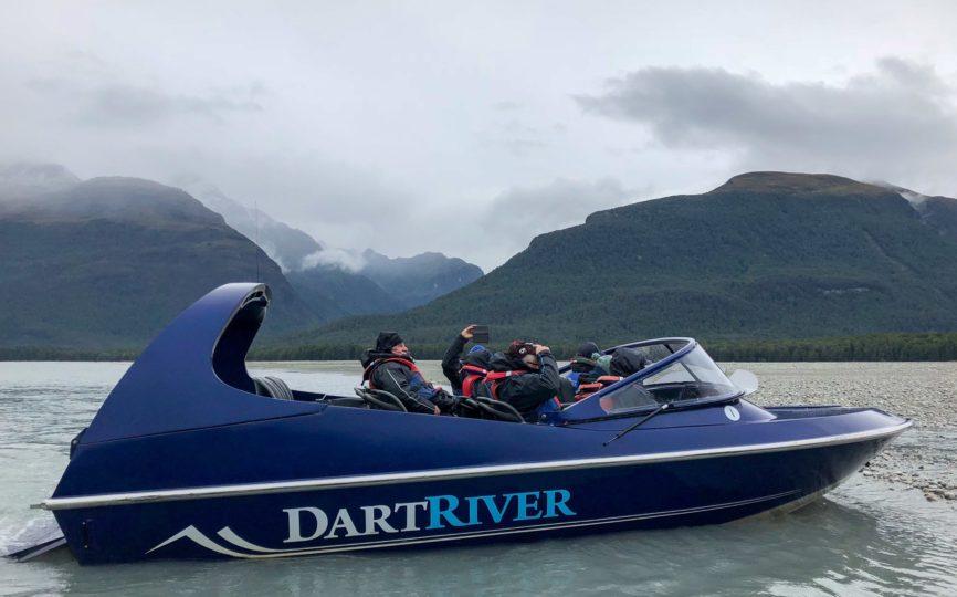 Dart River Adventures: The Most Fun Way to Explore Mount Aspiring National Park