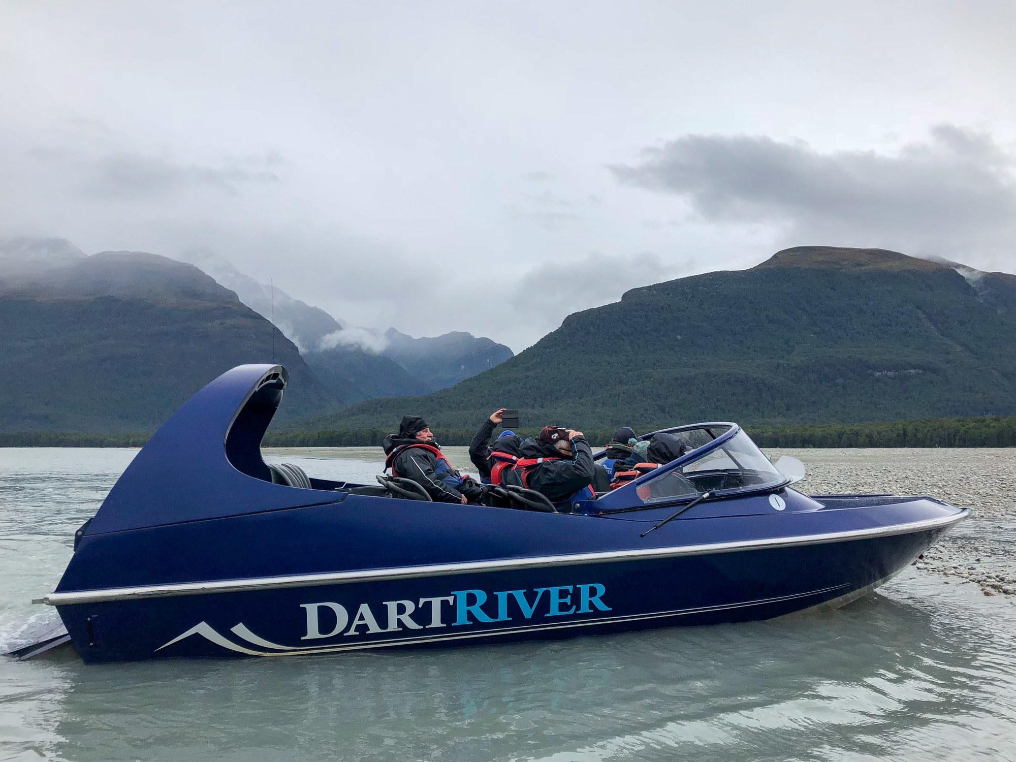 Dart River Wilderness Jet Safari