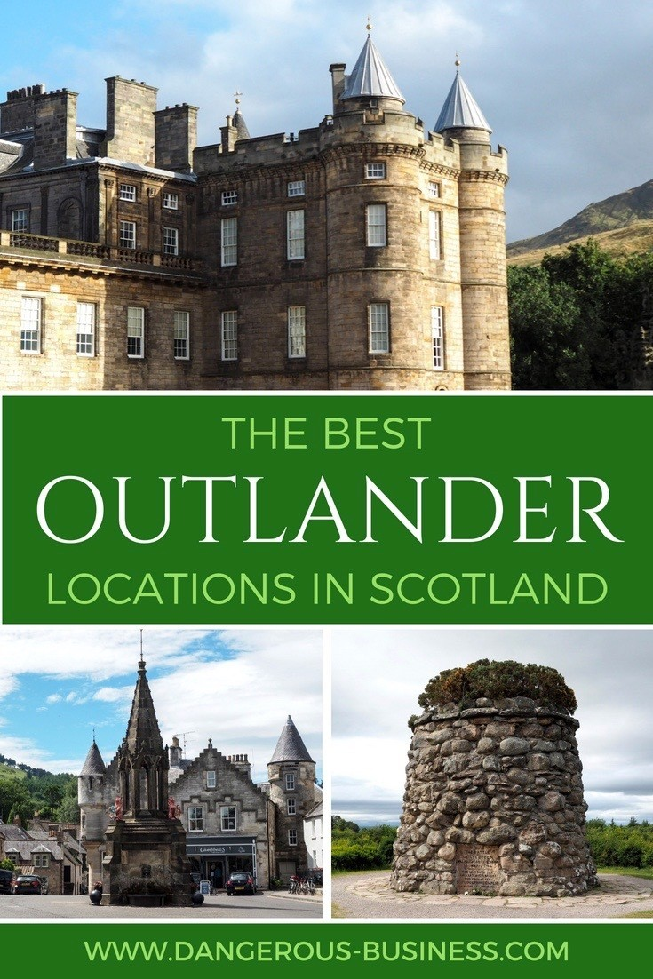 The best Outlander locations to visit in Scotland