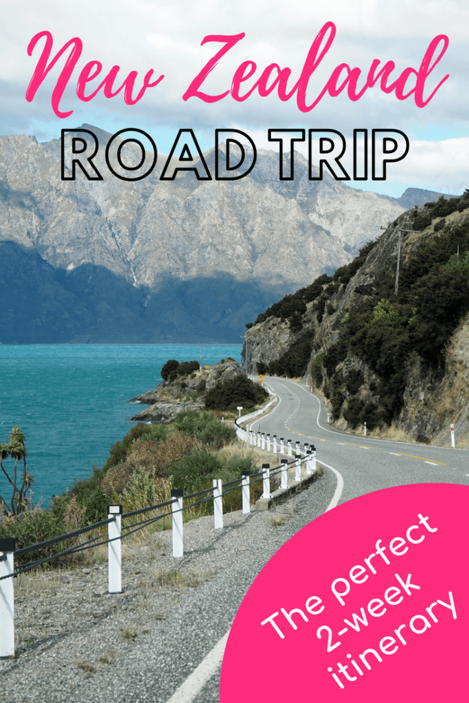 2-week New Zealand road trip itinerary