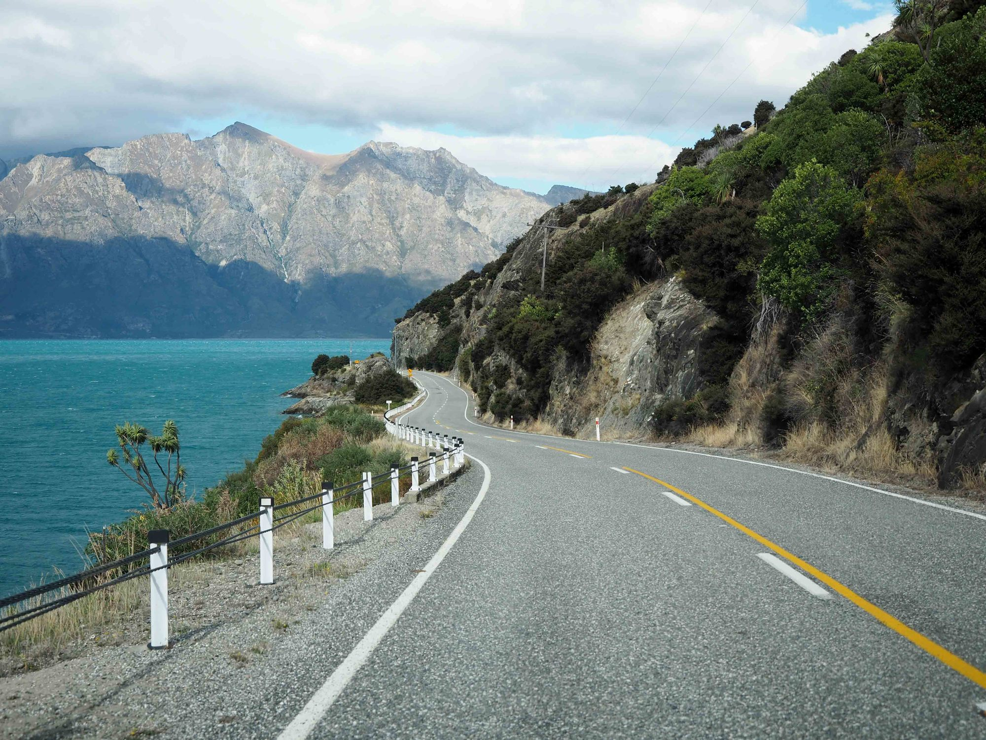 New Zealand roads