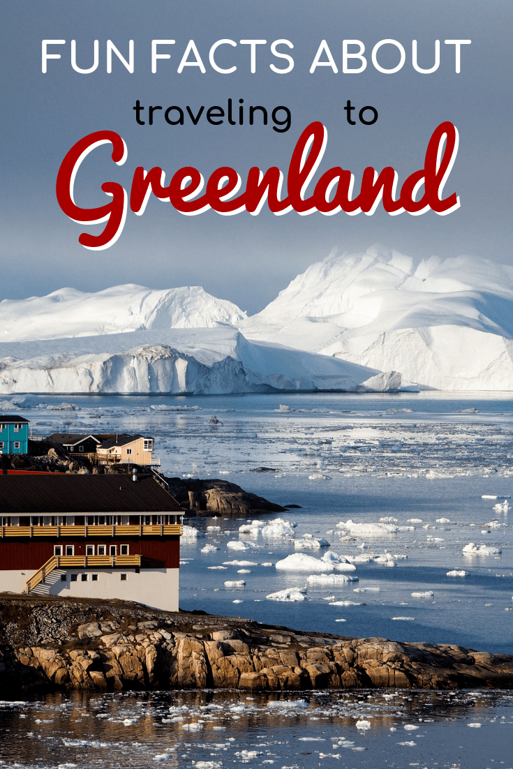 Fun facts about Greenland