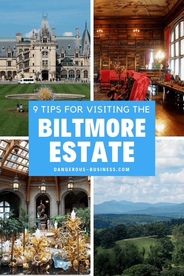 Tips for Visiting the Biltmore Estate