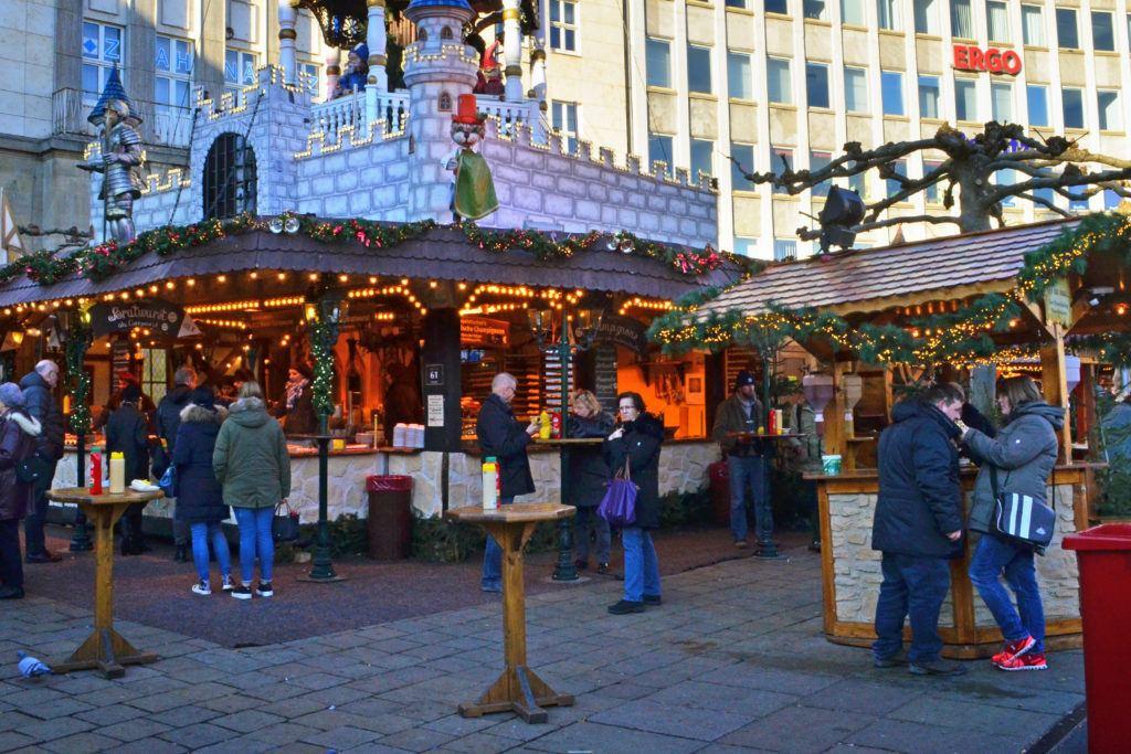 Kassel Christmas market