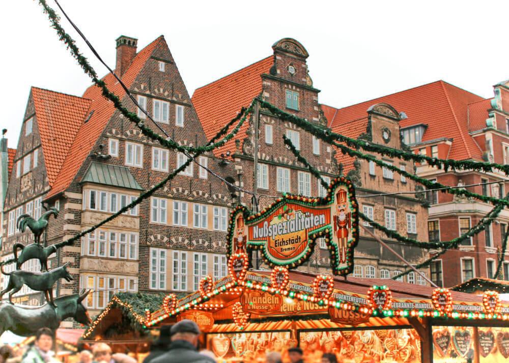 Bremen Christmas Market Germany