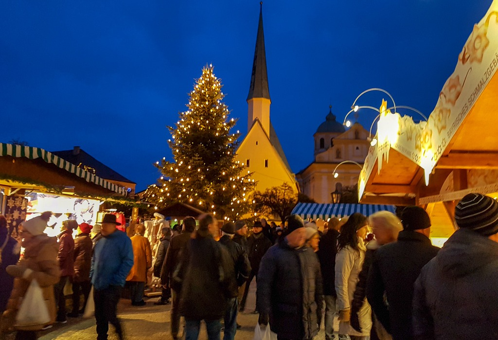 Christmas Market in Altötting