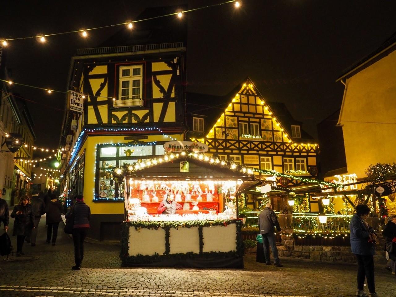 Rudesheim Christmas market