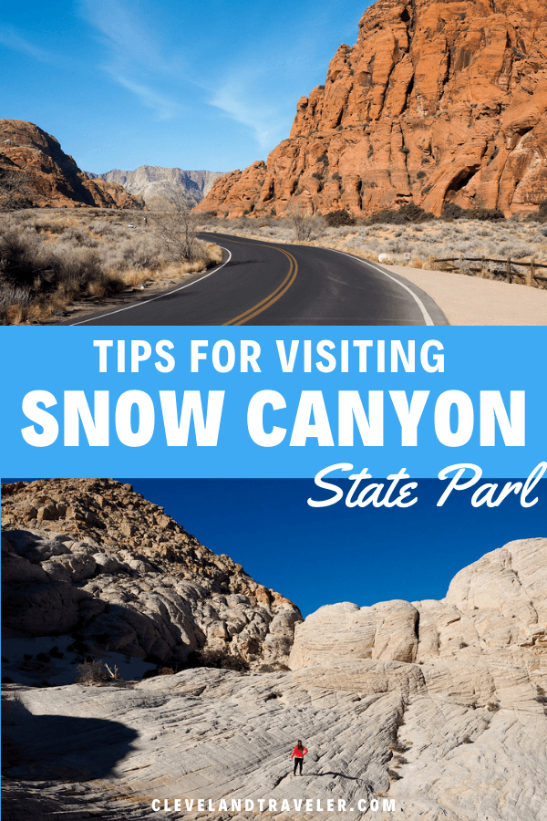 Tips for visiting Snow Canyon State Park