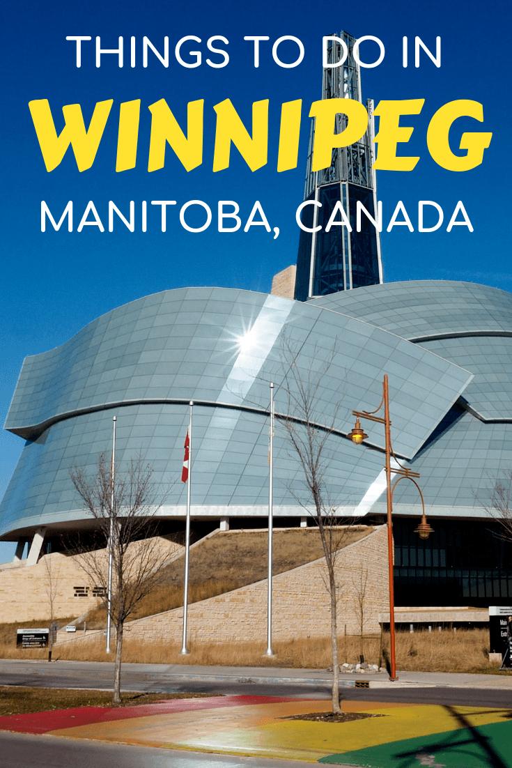 Things to do in Winnipeg, Manitoba