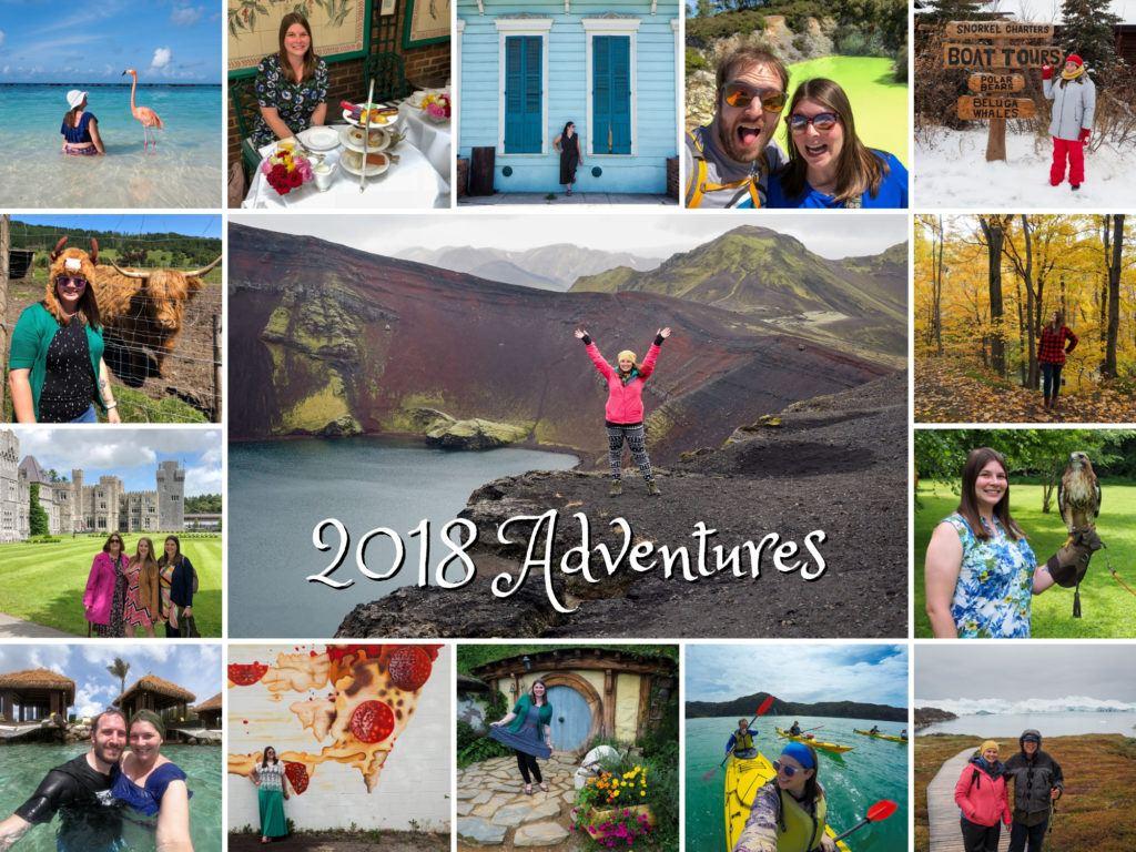 2018 Adventures