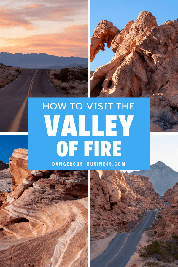 Valley of Fire guide