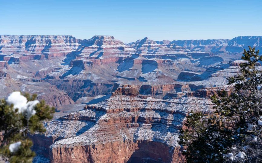 Yes, You Can Visit the Grand Canyon in Winter (Plus Info for Visiting in 2020)