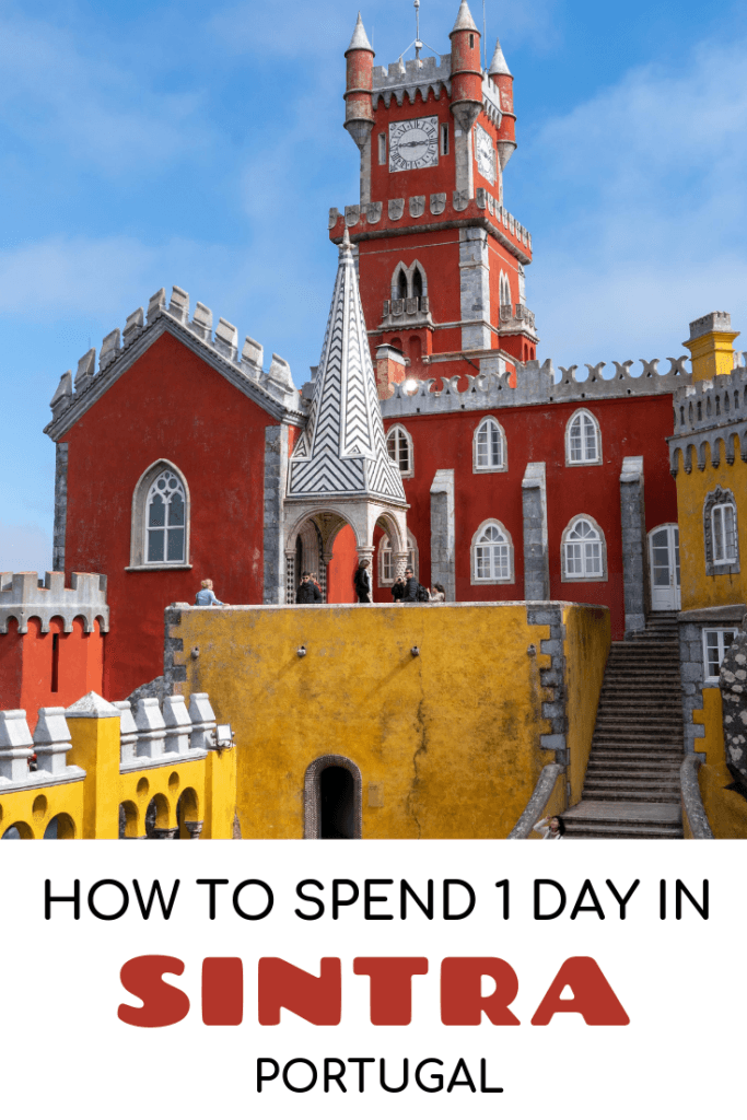 A guide to spending 1 day in Sintra, Portugal