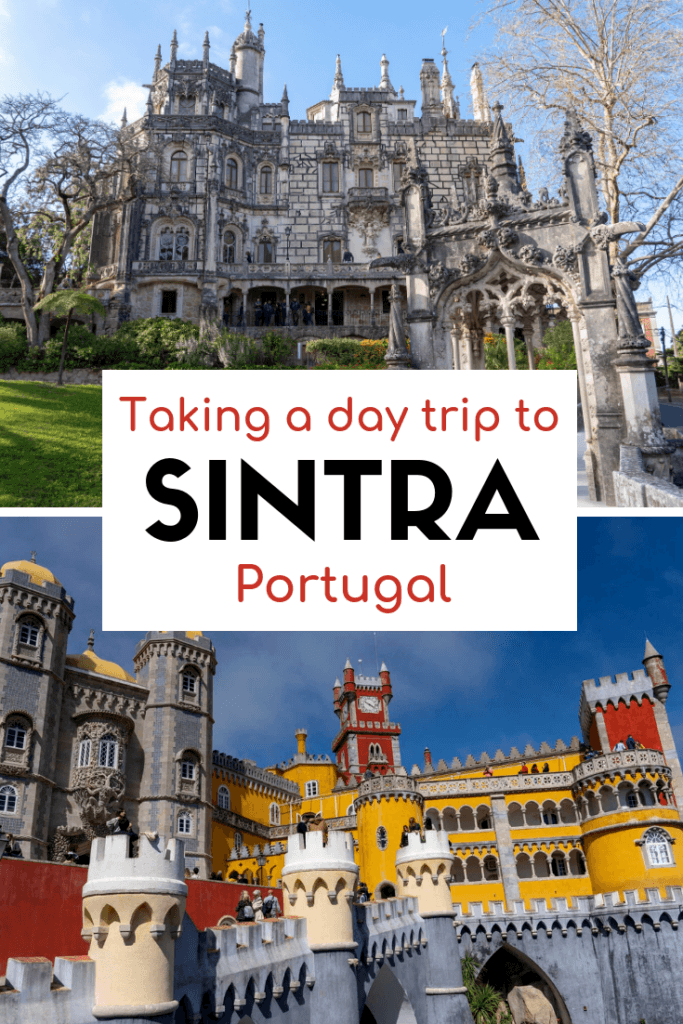 How to plan a day trip to Sintra, Portugal