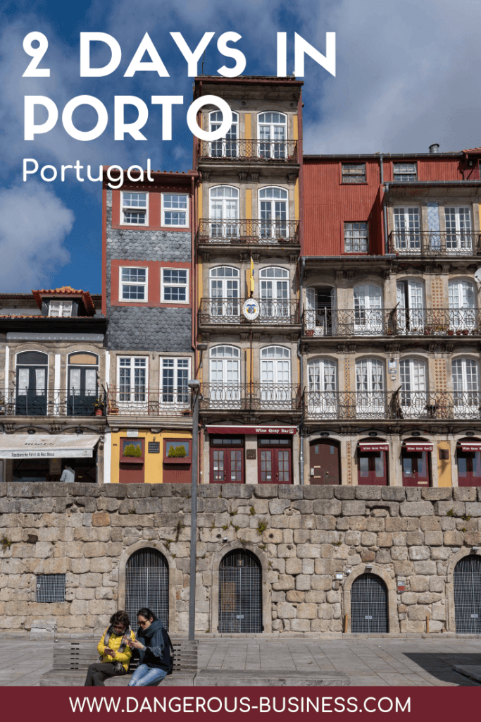 Things to do with 2 days in Porto, Portugal