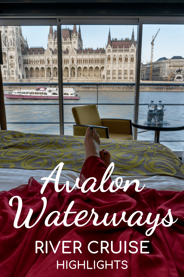 Avalon Waterways river cruise highlights