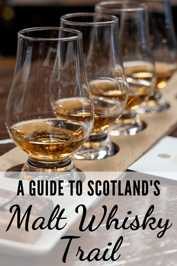 A Guide to Scotland's Malt Whisky Trail