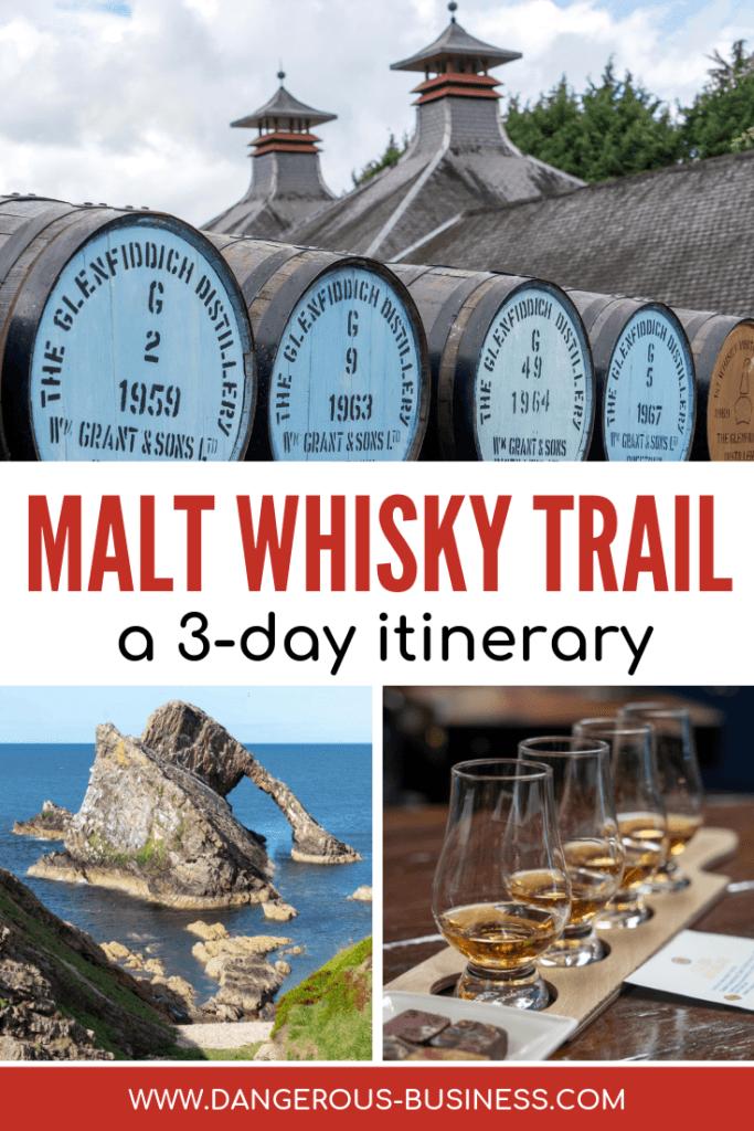 Malt Whisky Trail guide