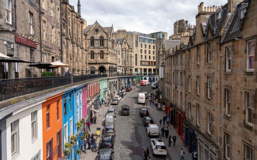 A Harry Potter Lover's Guide to Edinburgh, Scotland