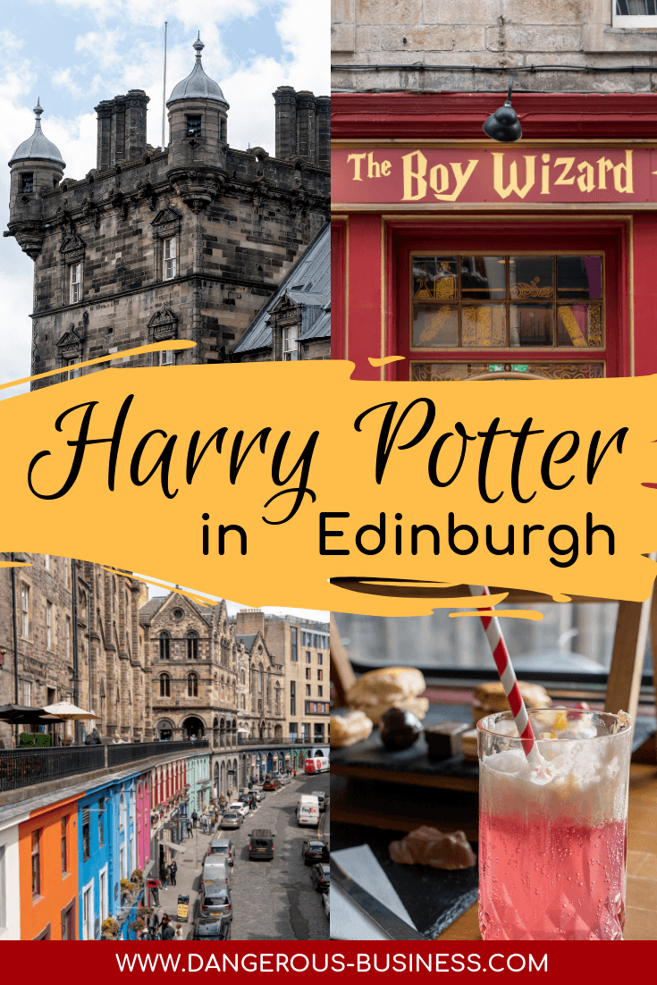Harry Potter sites in Edinburgh