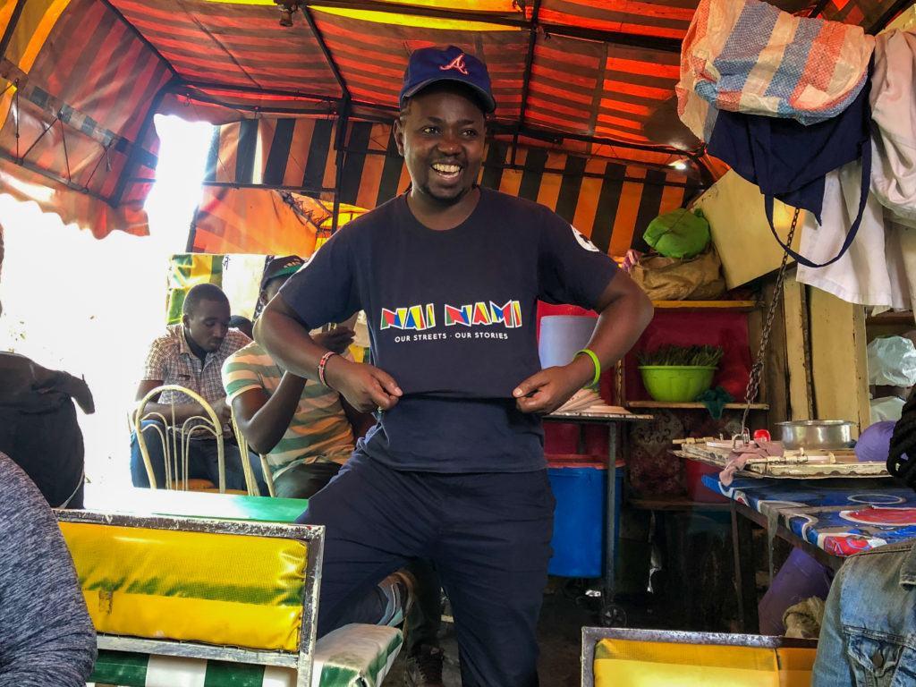 Nai Nami tour in Nairobi