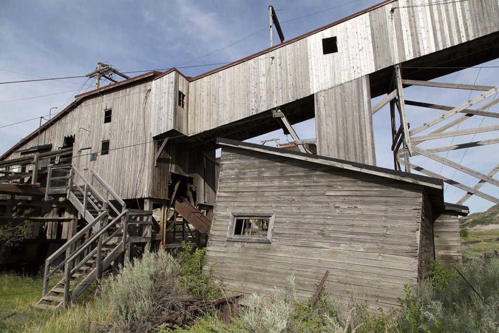 Atlas Coal Mine in Alberta