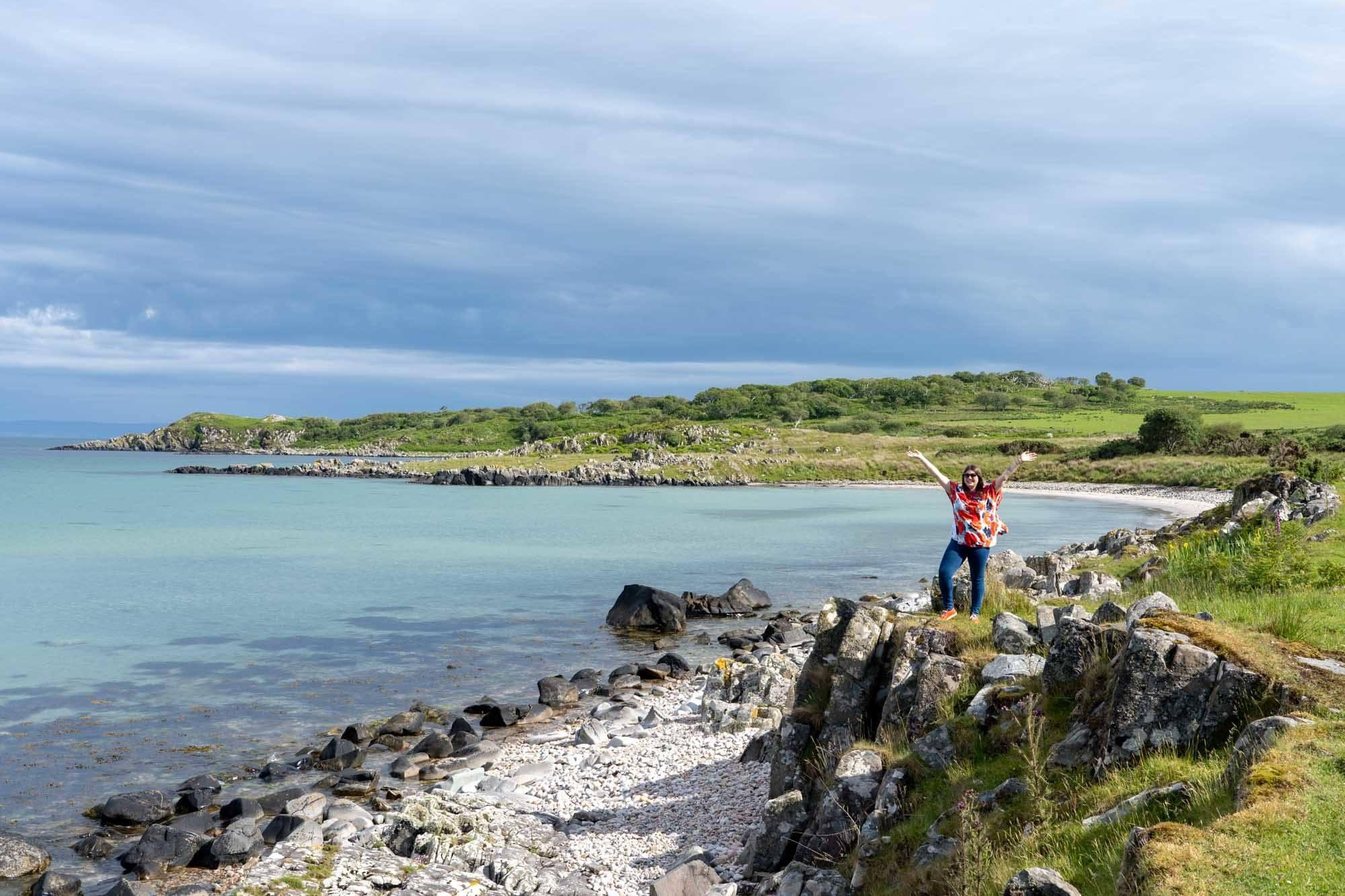 Claggain Bay on Islay