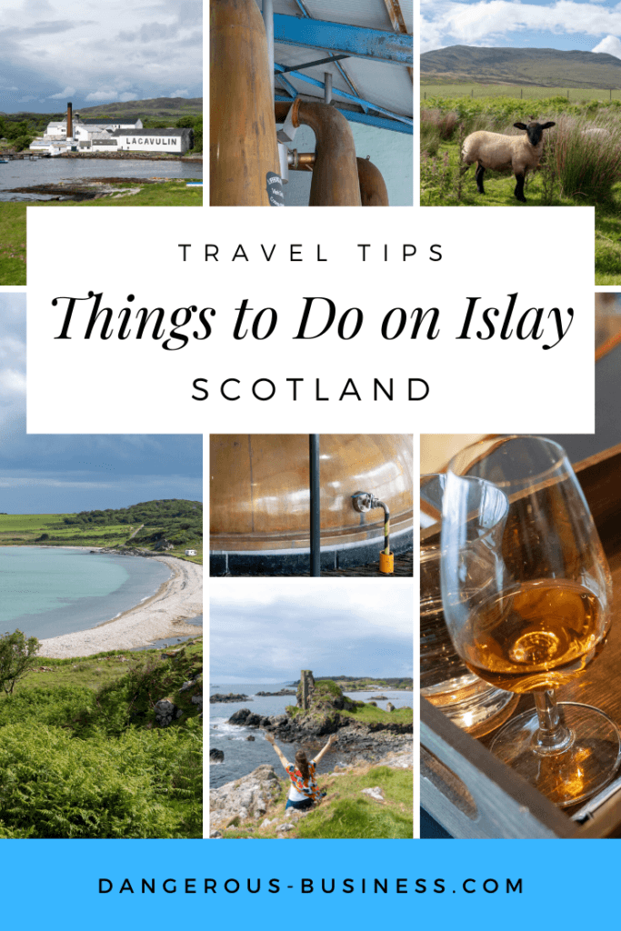 Things to do on the Isle of  Islay in Scotland