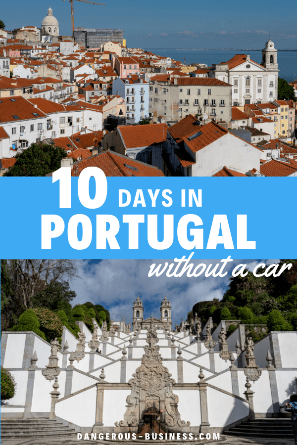 10 days in Portugal itinerary