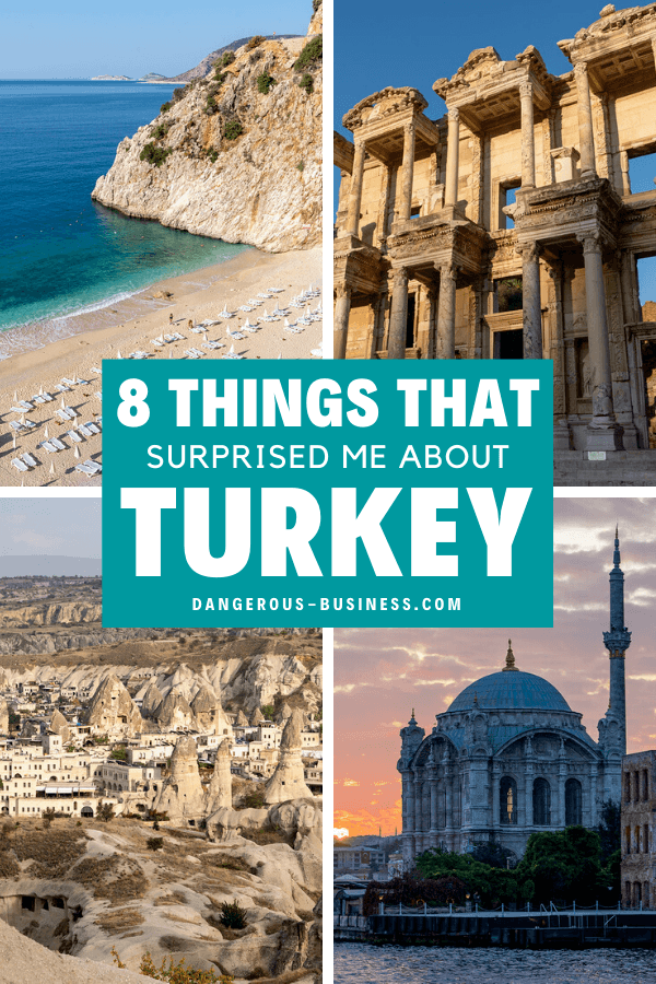 8 things that surprised me about traveling in Turkey