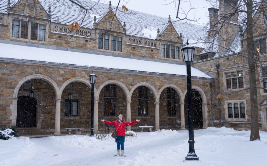 Winter Travel: A Long Winter Weekend in Ann Arbor, Michigan