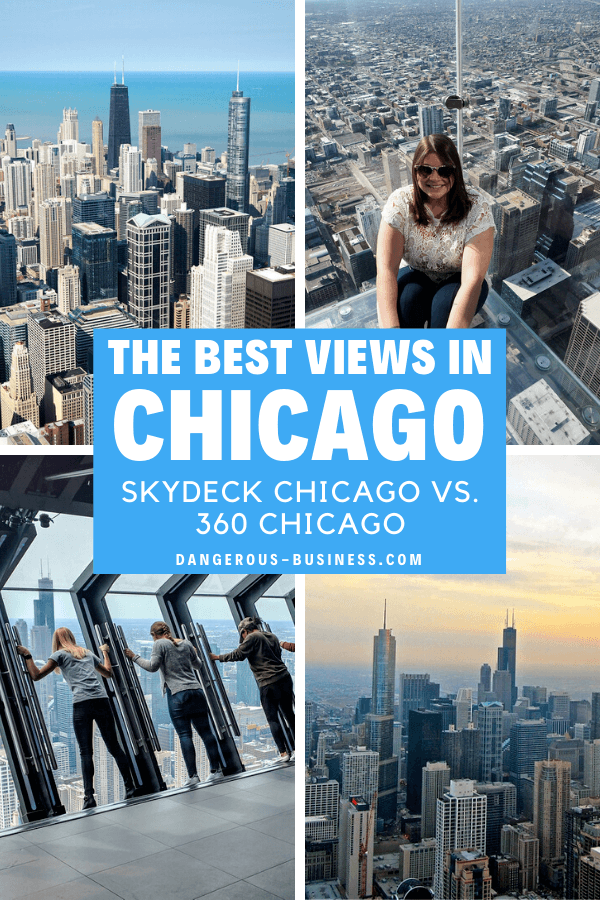 The best views in Chicago