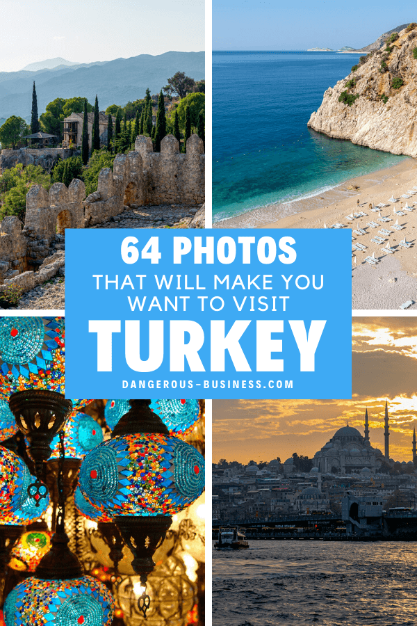 Photos that will make you want to visit Turkey