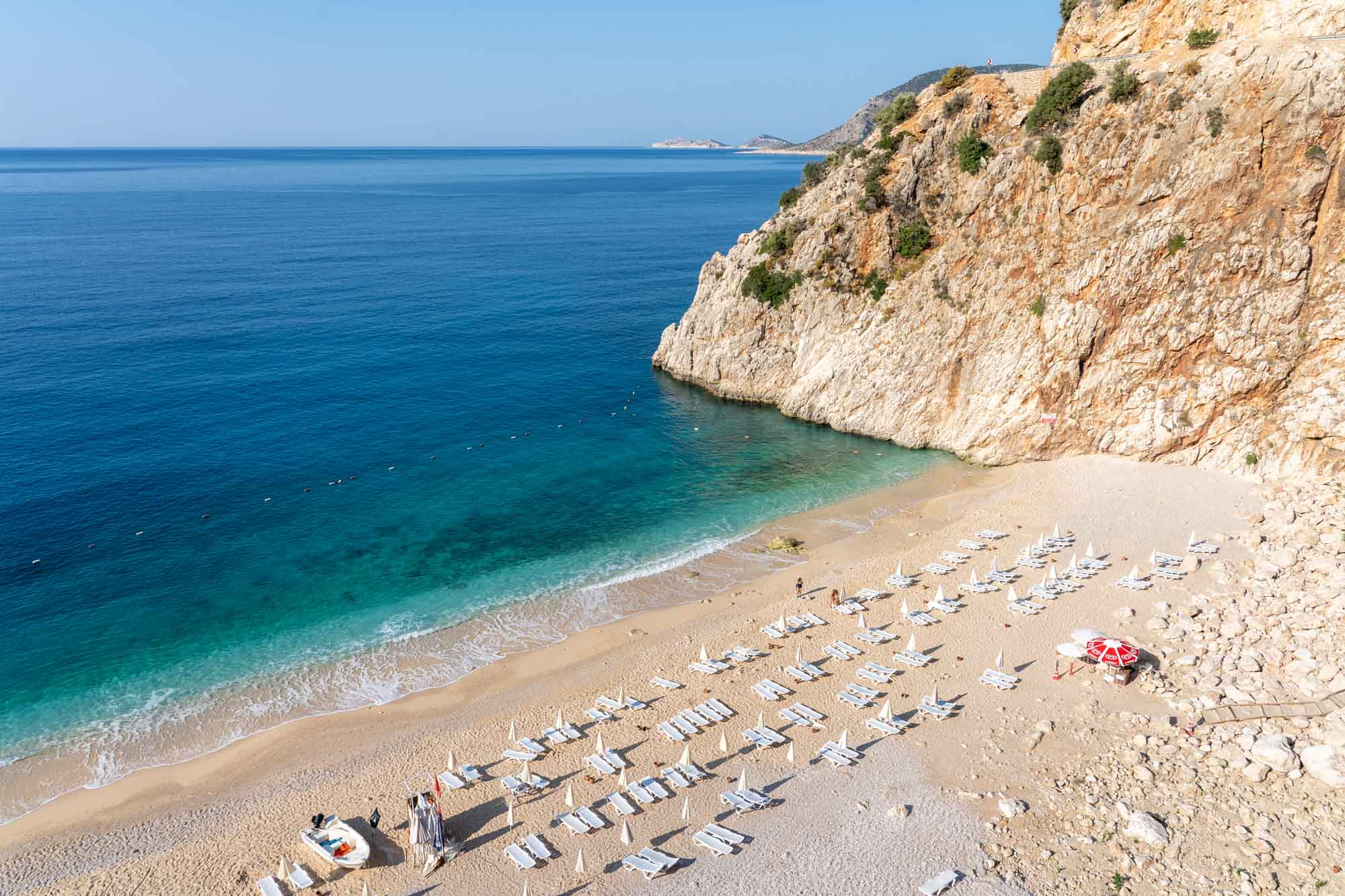 Turquoise Coast in Turkey