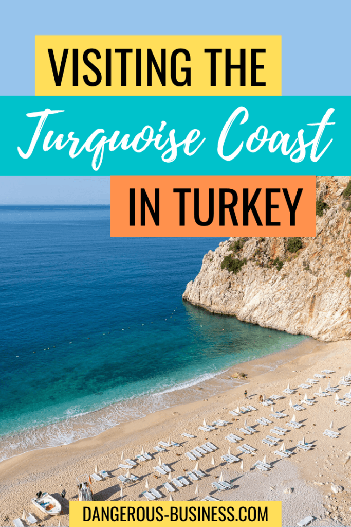 Visiting the Turquoise Coast in Turkey